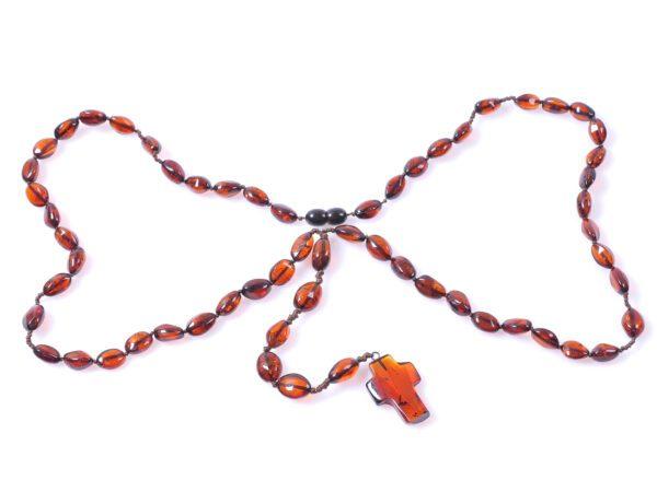 Кехлибарена розария (броеница)